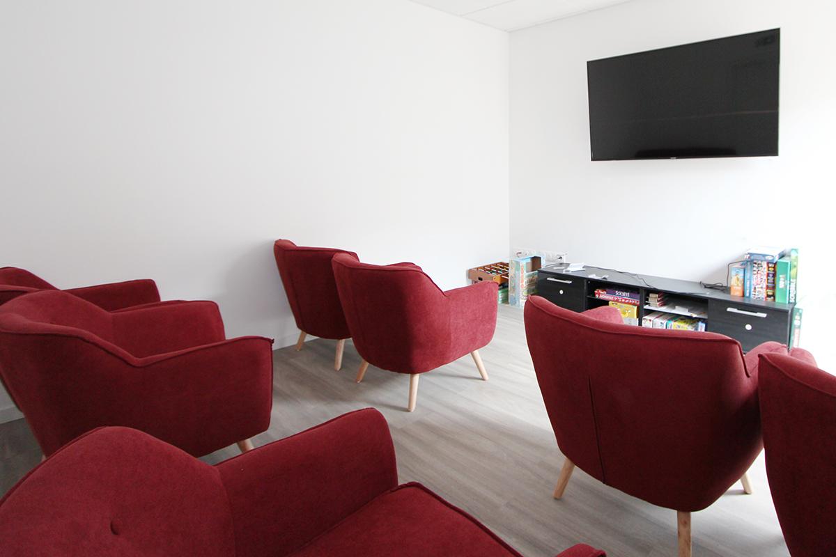 13_Club House Salle ciné