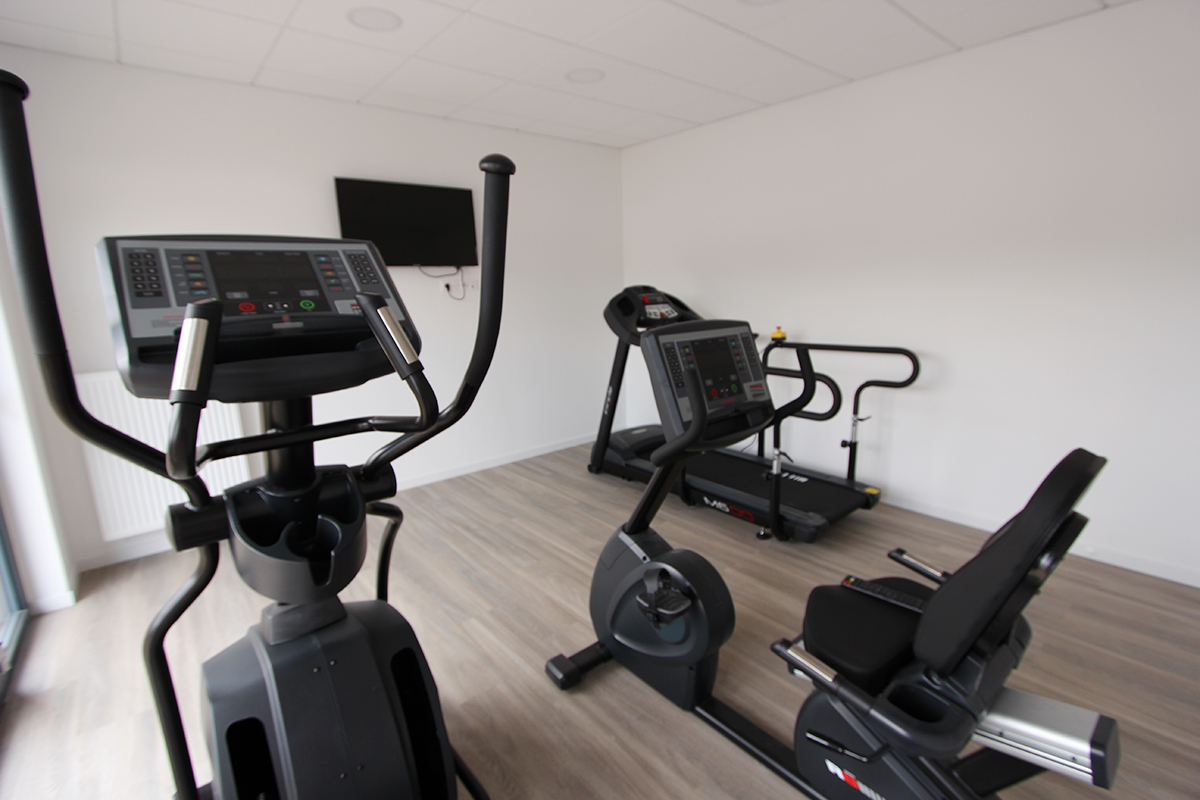 14_Club House Salle fitness